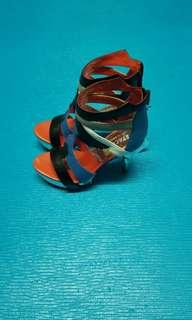 Staccato hell shoes 100%new