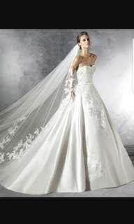 Pronovias Designer Wedding Gown