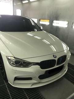 Front lips f30 M performance 2nd