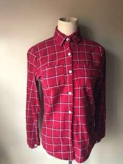 Checkered shirt / Kemeja