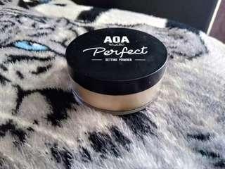 AOA loose powder