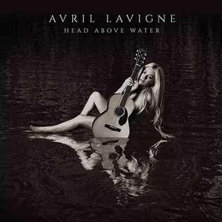 [PREORDER] Avril Lavigne - Head Above Water CD