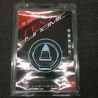 🚚 Red dynamics Ducati Fuel Cap Sticker