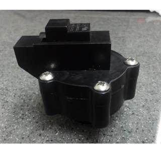 Low pressure switch