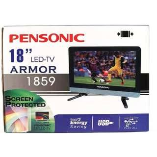 "Pensonic TV 18"" Inch LED 1859 Armor Television"
