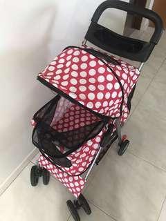 Pet stroller for dog/cat