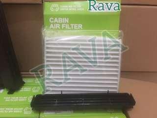 Cabin Air Filter AC / Avanza-Xenia-Ayla-Sigra-Jazz-Terios-Rush