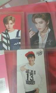 WTT / WTS Nct photocards
