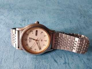 seiko精工 男裝手錶1隻