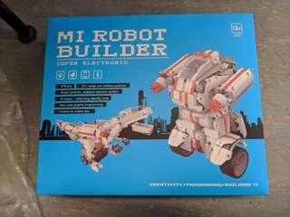 米兔積木機器人 - 可小議