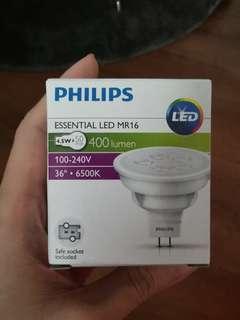 Philips essential Led MR16