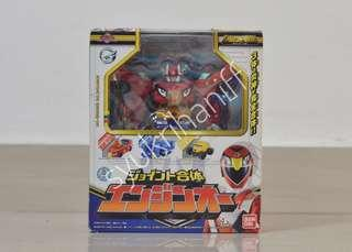 Jointgattai Engine Oh - Go Onger Power Rangers RPM (BIB)