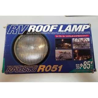 Roof Lamp 汽車探射燈
