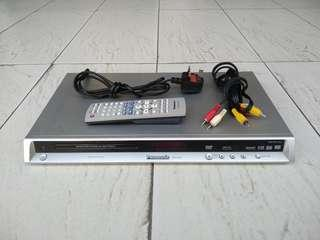 Panasonic DVD S42 Dvd/cd player