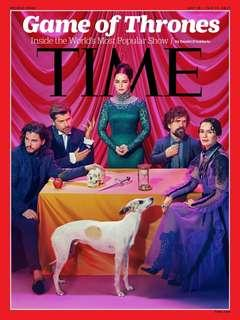 Game of Thrones Time Magazine
