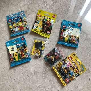 Lego minifigure