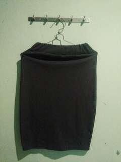 Darkgrey skirt