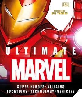 [NEW, SEALED] Ultimate Marvel