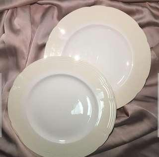 Vintage ALFRED MEAKIN  Fine China Dinner Plate, England
