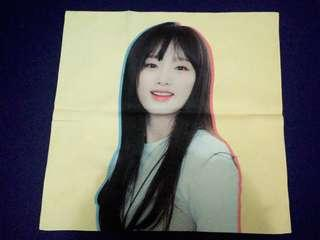 IZ*ONE IZONE YENA SQUARE SLOGAN