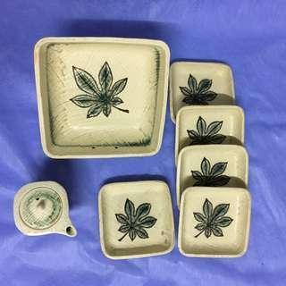 Japanese Kitchenware Set