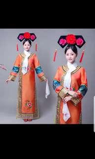 Traditional Chinese Costume*古装