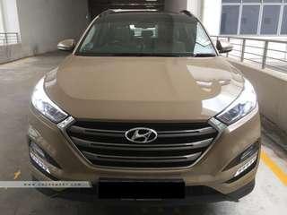 Hyundai Tucson 2.0 Auto GLS
