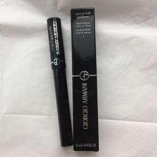 Giorgio Armani liquid eyeliner black
