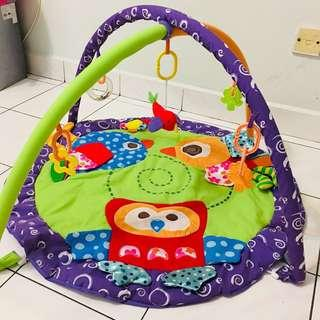 3 Birds Playmat Baby Play Gym 0+months