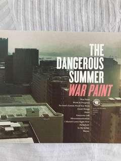 The Dangerous Summer - War Paint