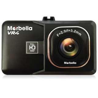Morbella VR4 FullbHD Dash Cam (DVR) Free Sandisk 16gb MicroSD