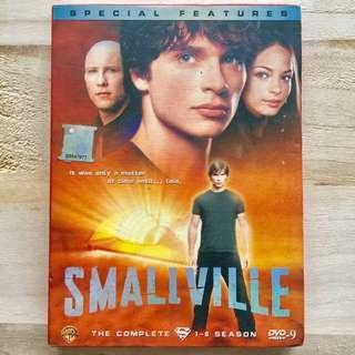 Smallville - The Complete 1-6 Season