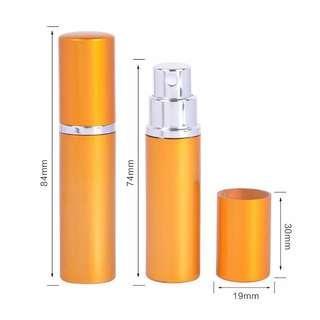 🚚 Mini perfume bottle