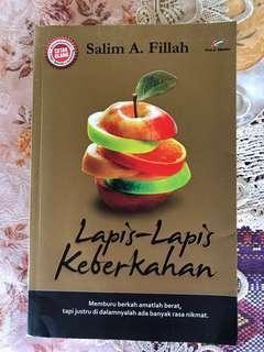 Lapis Lapis Keberkahan by Salim A Fillah