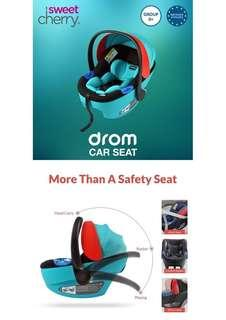 Sweet Cherry Drom Carrier Carseat