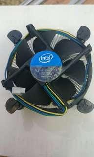 Brand new Intel Cpu fan