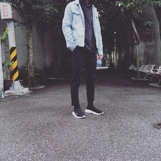 韓國彈性西裝褲