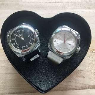 Esprit Couple Watch