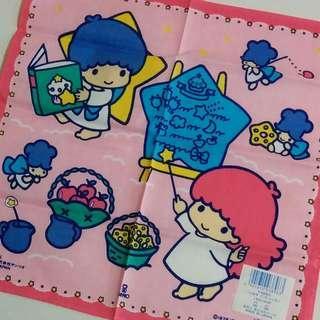 1989年出品Little Twin Stars 手巾
