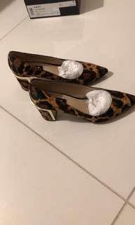 DKNY Leopard Shoes