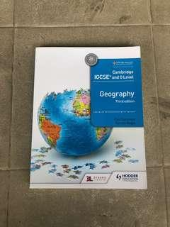 🚚 geography textbook