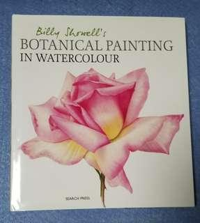 Billy Showell's Botanical Painting in Watercolor