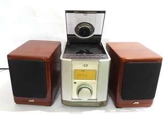Vintage JVC UX-2000 mini hifi system