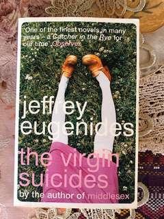 The Virgin Suicide bu Jeffrey Eugenides