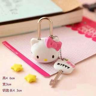 Character Lock & Key
