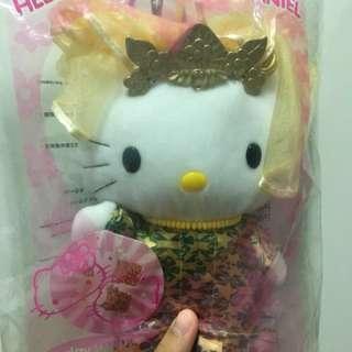 🚚 Hello Kitty and Daniel a Malay Wedding Collection