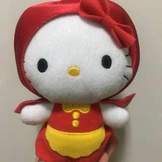 🚚 Hello kitty - Little Red Riding Hood and Lion