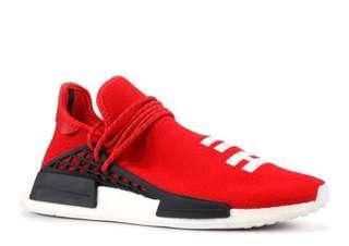 Wtt/Wts Adidas Human Race Scarlet Red US 9/UK 8.5