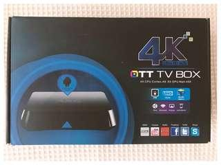 🚚 [sale]_Android 4.4 OTT TV BOX 4K