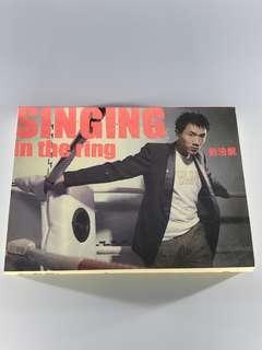 劉浩龍 singing in the ring cd & vcd   30元包郵